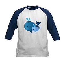 Baby Whale Baseball Jersey