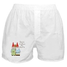 Where The Heart Is Boxer Shorts