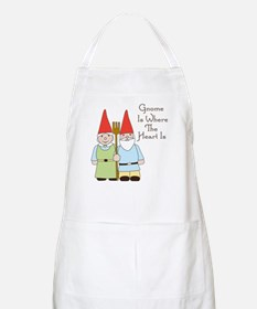 Where The Heart Is Apron