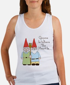 Where The Heart Is Tank Top