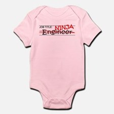 Job Ninja Engineer Infant Bodysuit