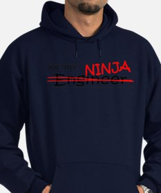 Job Ninja Engineer Hoodie (dark)