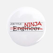 "Job Ninja Engineer 3.5"" Button"