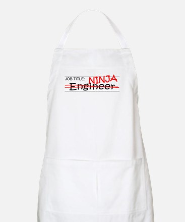 Job Ninja Engineer Apron