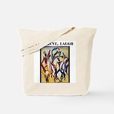 Live, Love, Laugh .png Tote Bag