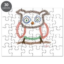 Fred the Owl Puzzle
