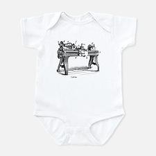 Woodturning Infant Bodysuit