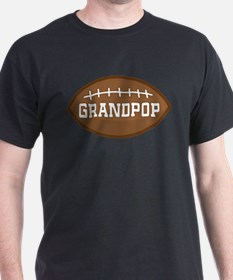 Grandpop Football Sports T-Shirt