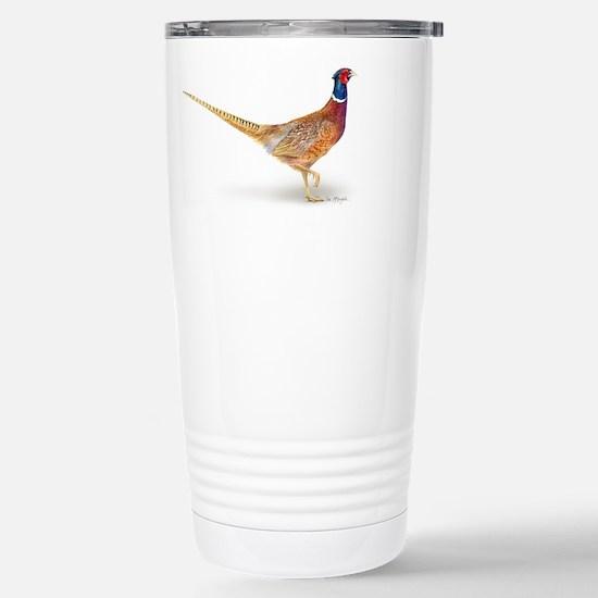 pheasant Travel Mug