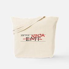 Job Ninja EMT Tote Bag