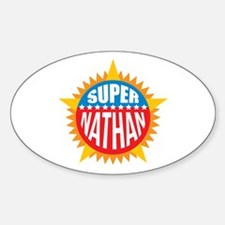Super Nathan Decal