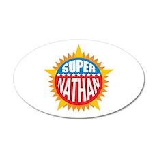 Super Nathan Wall Decal