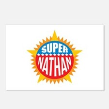Super Nathan Postcards (Package of 8)
