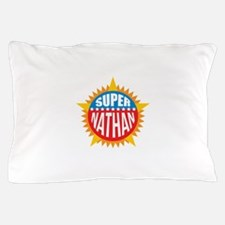 Super Nathan Pillow Case