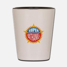 Super Nathaniel Shot Glass