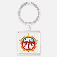 Super Nehemiah Keychains