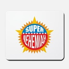 Super Nehemiah Mousepad