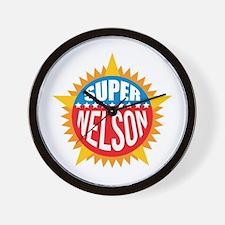 Super Nelson Wall Clock