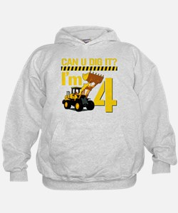 Can You Dig It? Im 4 Hoodie