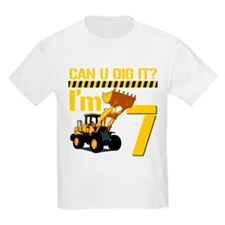 Can You Dig It? Im 7 T-Shirt
