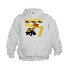 Can You Dig It? Im 7 Hoodie