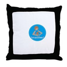 Mom&Baby2 Throw Pillow