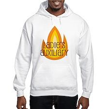 Ladies' Auxiliary Fire Hoodie