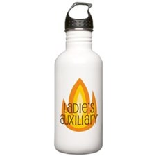 Ladies' Auxiliary Fire Water Bottle