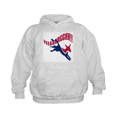 KICKING AND SCREAMING Hoodie