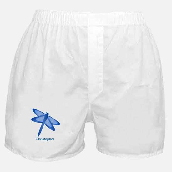 Personalized Dragonfly Boxer Shorts