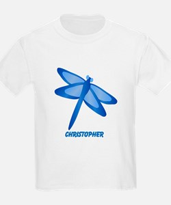 Personalized Dragonfly T-Shirt