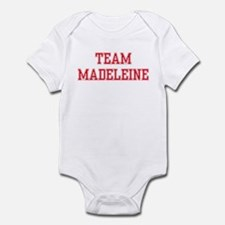 TEAM MADELEINE  Infant Creeper