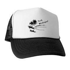 Vacation Style Trucker Hat