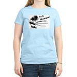 Vacation Style Women's Pink T-Shirt