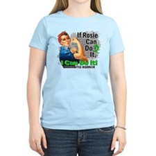 If Rosie Can Do It Lymphoma T-Shirt