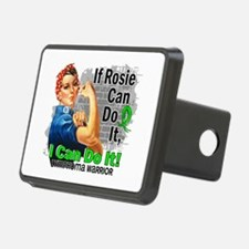 If Rosie Can Do It Lymphoma Hitch Cover
