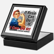 If Rosie Can Do It Parkinsons Keepsake Box
