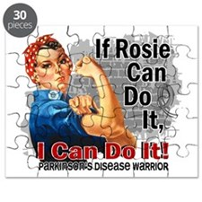 If Rosie Can Do It Parkinsons Puzzle