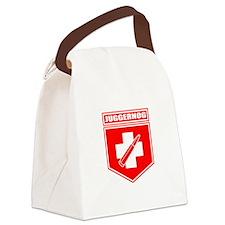 Juggernog.png Canvas Lunch Bag