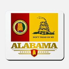 Alabama Gadsden Flag Mousepad