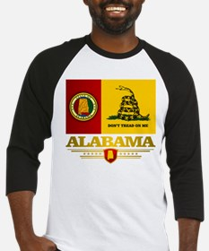 Alabama Gadsden Flag Baseball Jersey