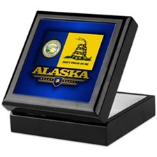 Alaska Seal-DTOM Keepsake Box