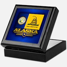 Alaska Seal-DTOM Keepsake Box