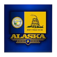 Alaska Seal-DTOM Tile Coaster