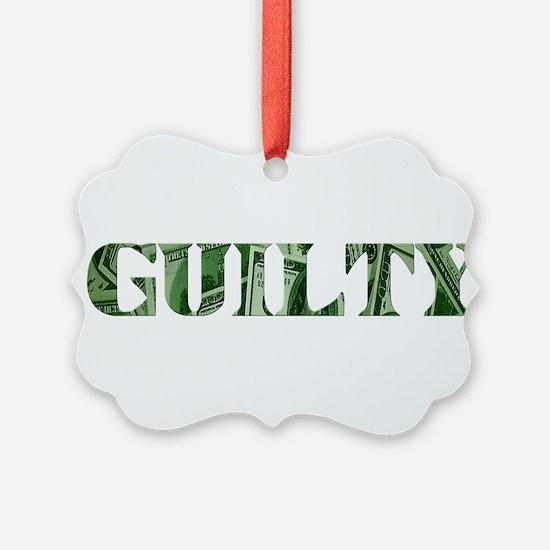 Guilty Green.png Ornament