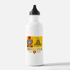 Arizona Gadsden Flag Water Bottle