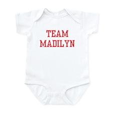 TEAM MADILYN  Infant Creeper
