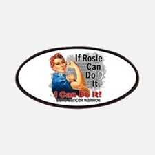 If Rosie Can Do It Bone Cancer Patches
