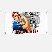 If Rosie Can Do It Bone Cancer Banner