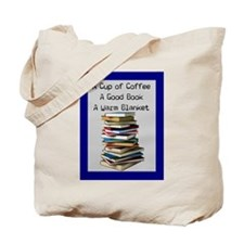 book lovers blanket 4 Tote Bag